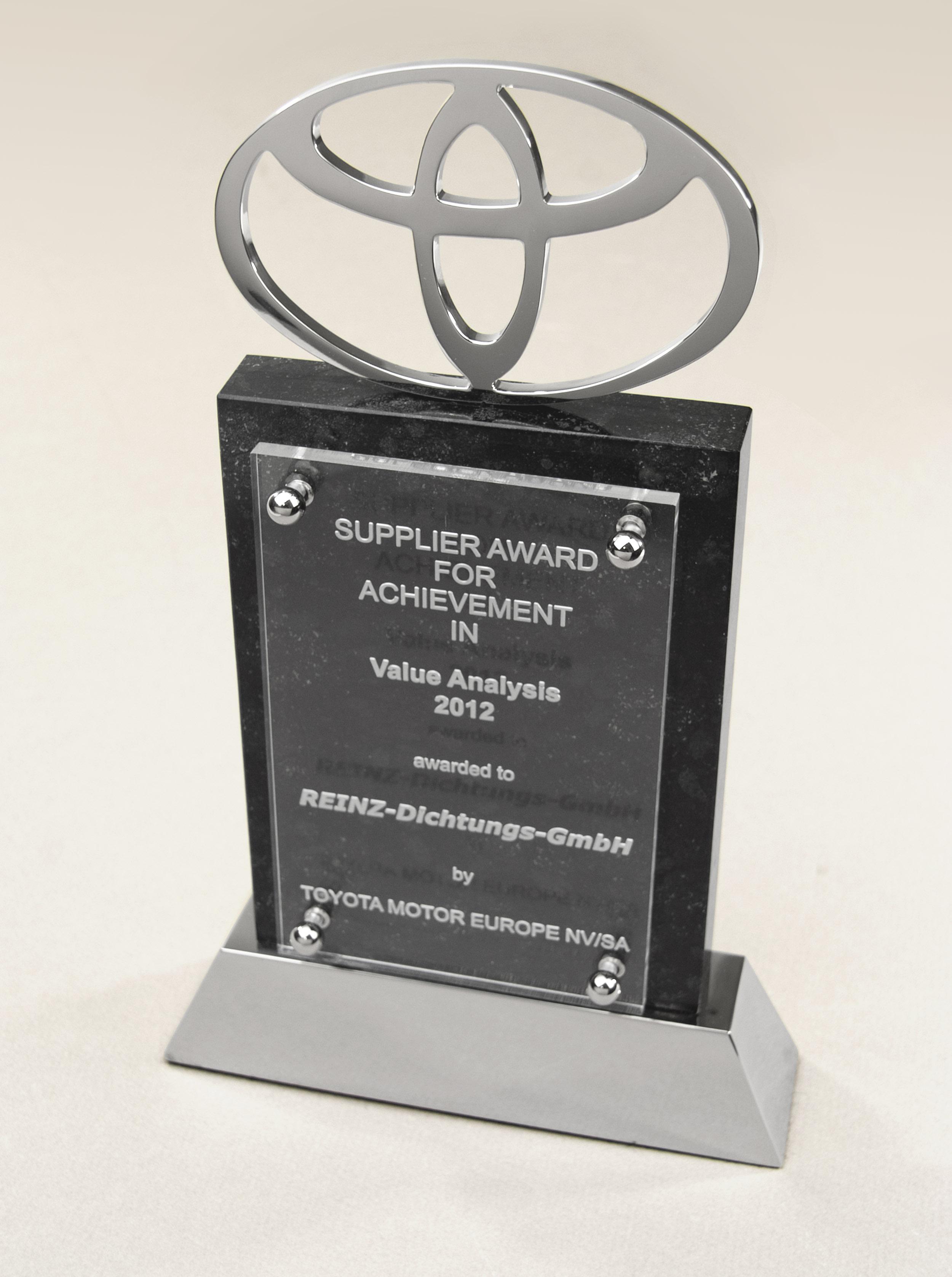 Awards Victor Reinz