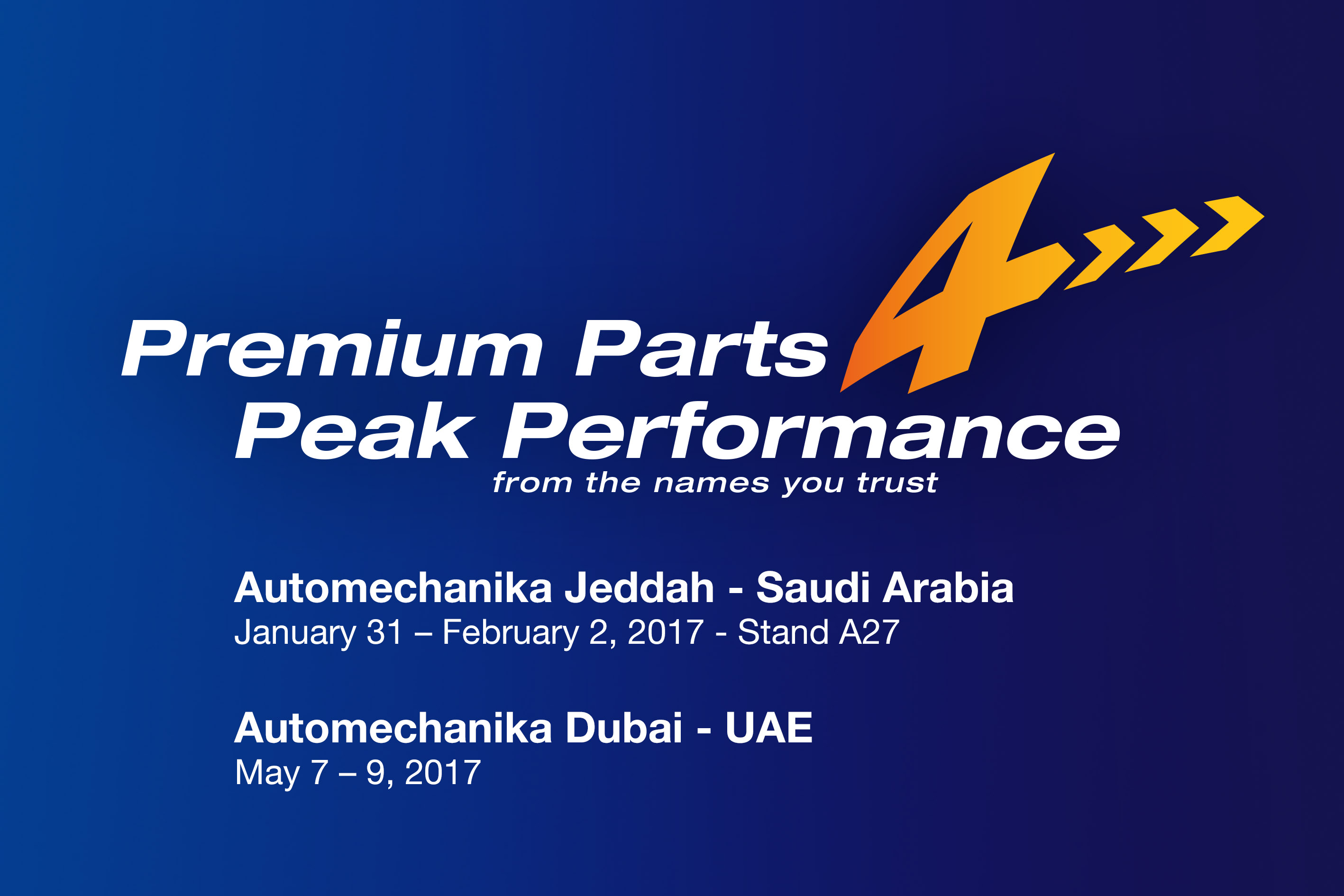 Tailored for the aftermarket product development and