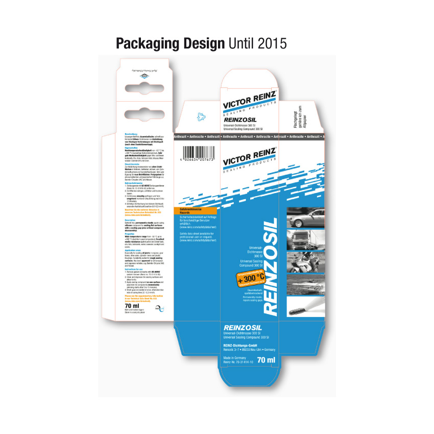 Packaging Design until 2015