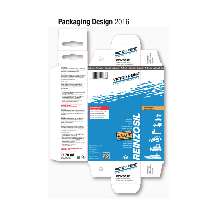 Packaging Design 2016