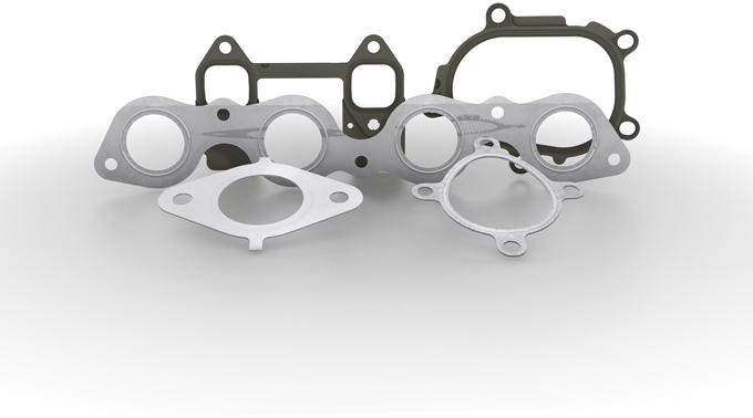 exhaust manifold material